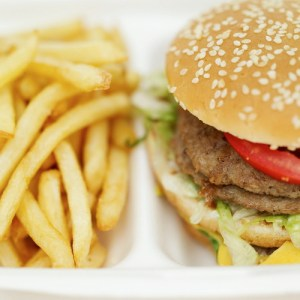 junk food can be toxic. toxins affect your body.