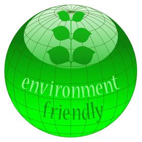 Eco relocation globe
