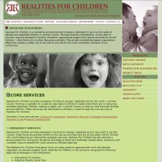 Realities For Children Charities
