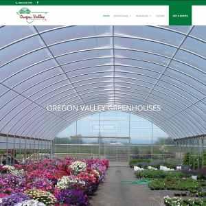 Oregon Valley Greenhouse