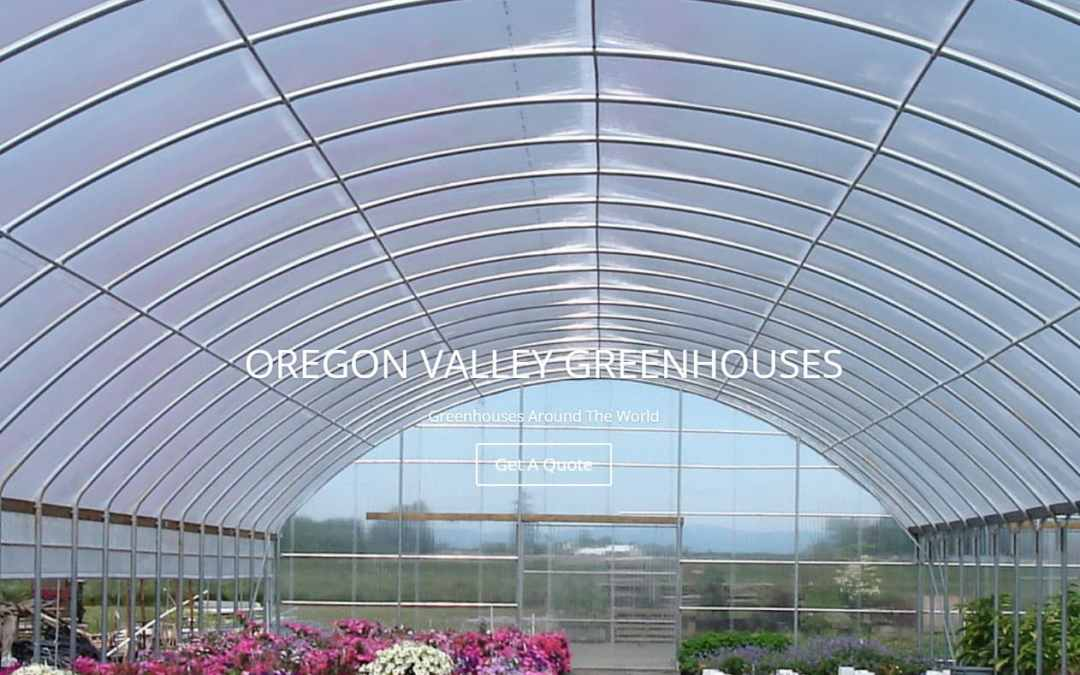 Oregon Valley Greenhouses