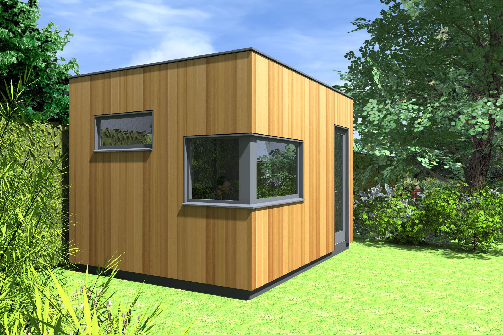 Building Garden Pod