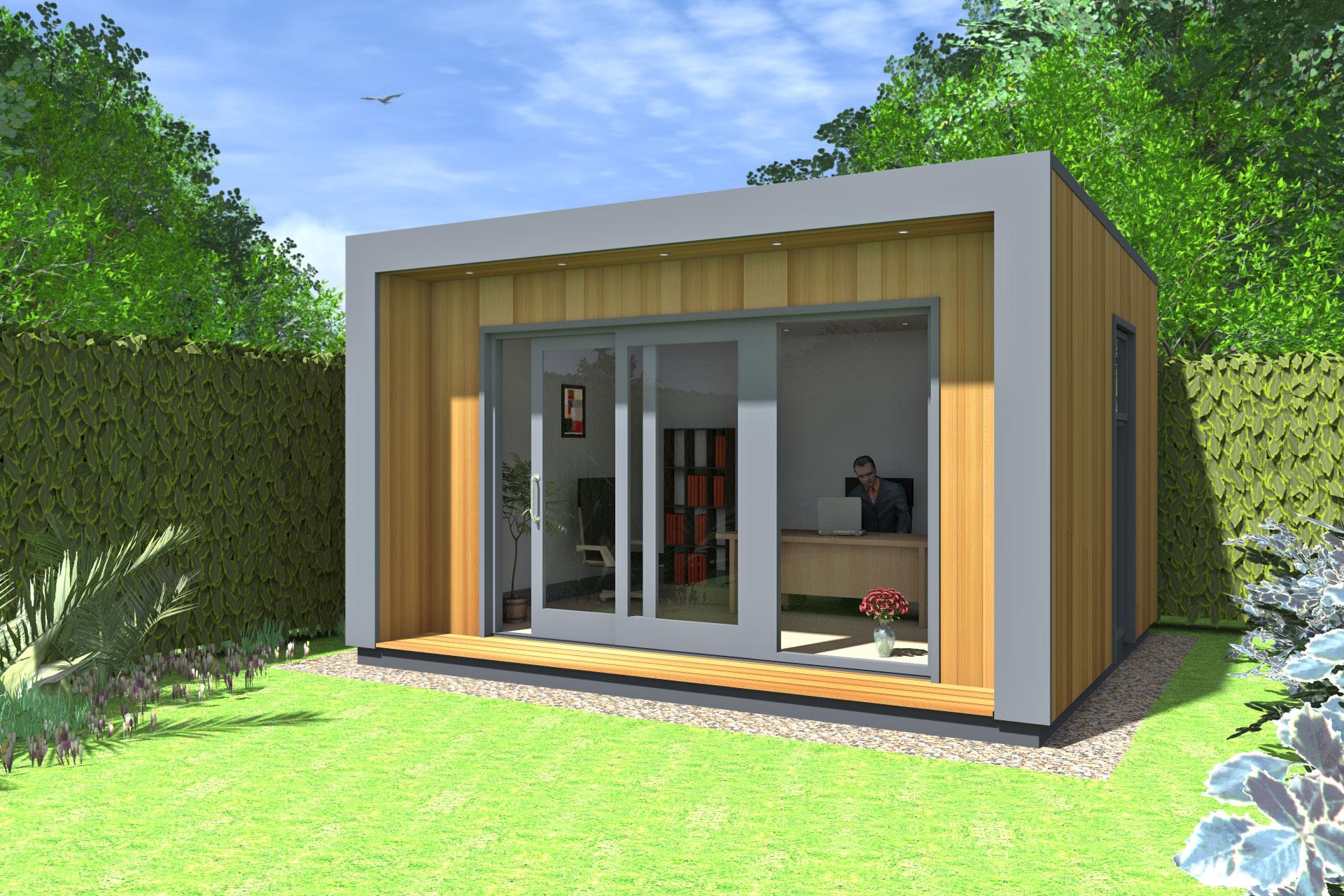Ecos Cubeco Garden Office Ideas Gallery ECOS Ireland