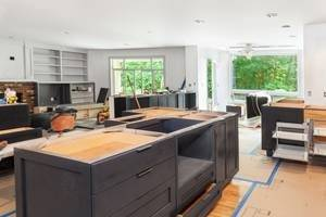 kitchen remodeling near me - ECO General Contractors