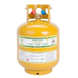 R600a Isobutane 23LB/10.5KG