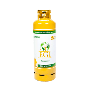 R600a Isobutane 114LB/52KG