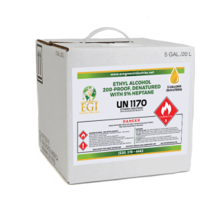 ETHANOL | 200-PROOF | 5GAL – EcoGreen Industries