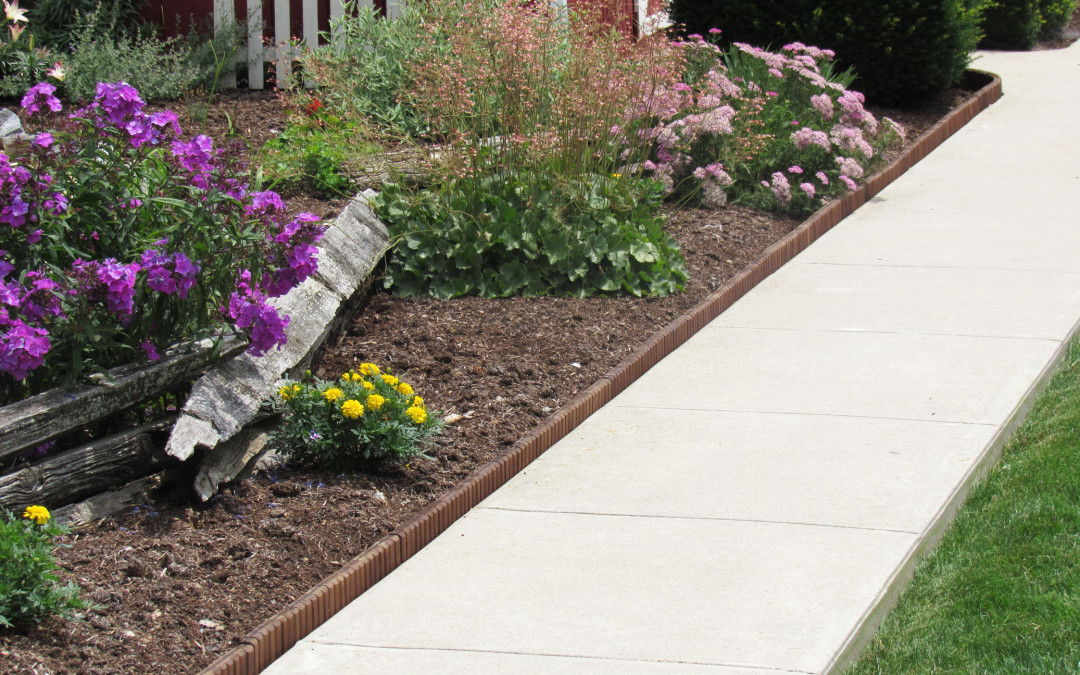 Garden Borders And Edging Ideas Top 3 Ideas Eco Green Wood