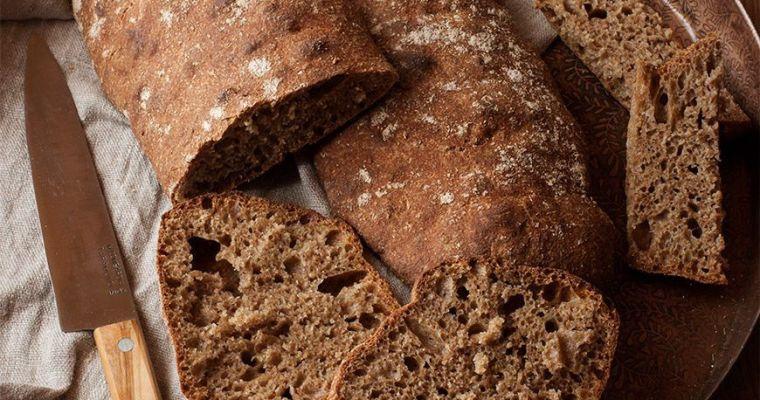 Cómo hacer pan de chapata
