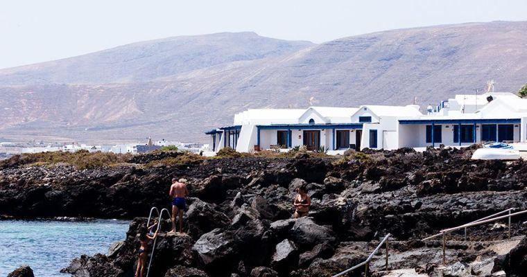 Piscinas naturales de Punta Mujeres (Lanzarote)