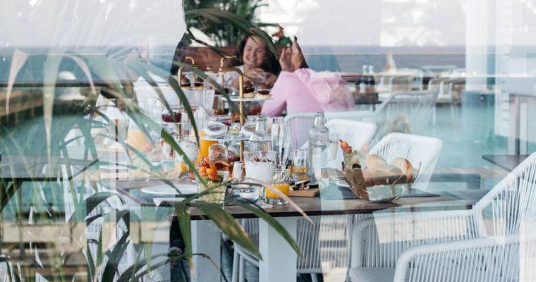 Brunch en el Gran Hotel (Arrecife)