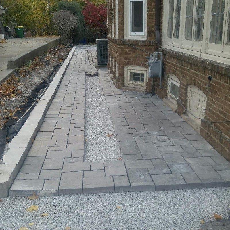 Shorewood Patio  Design  Build