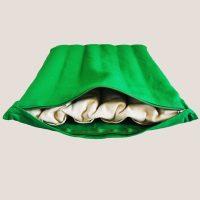 Buckwheat hull chair cushion, with cover - Eco Health Lab
