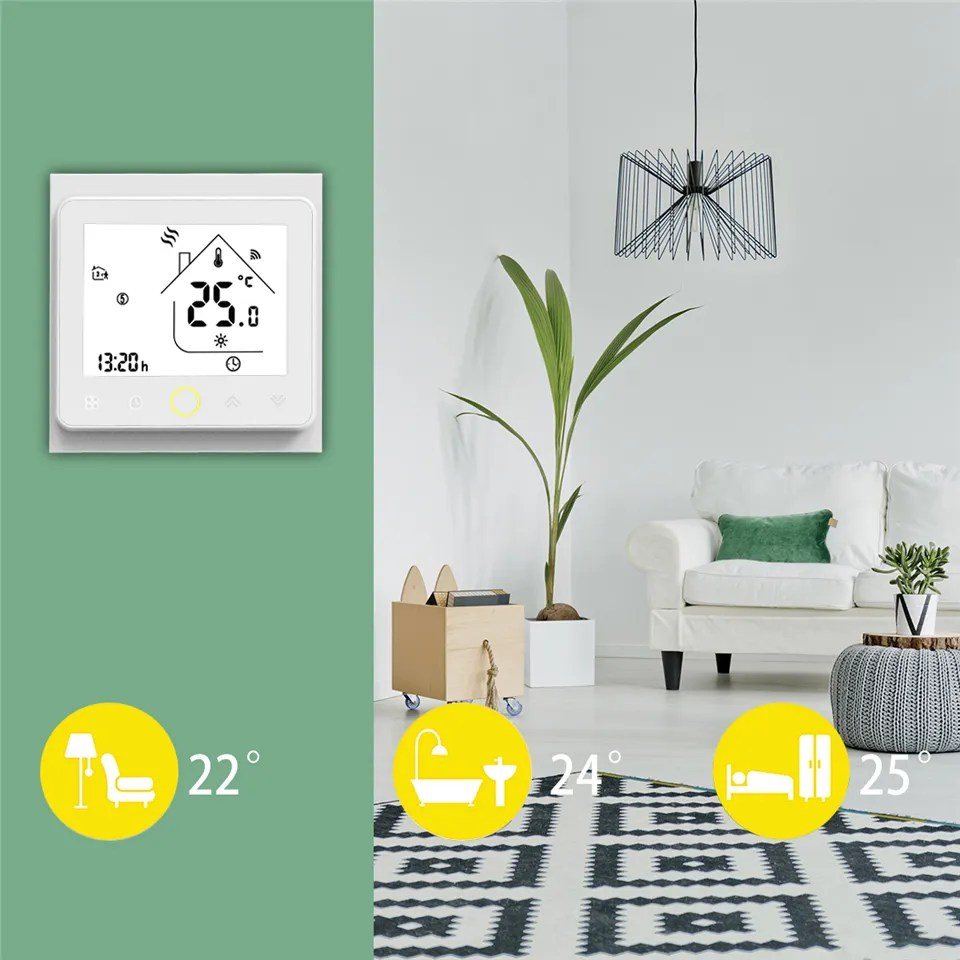 Smart Thermostat Controller