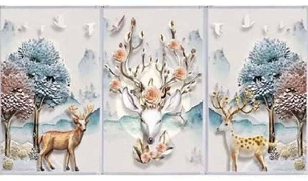 Eco Panel Heater Deer