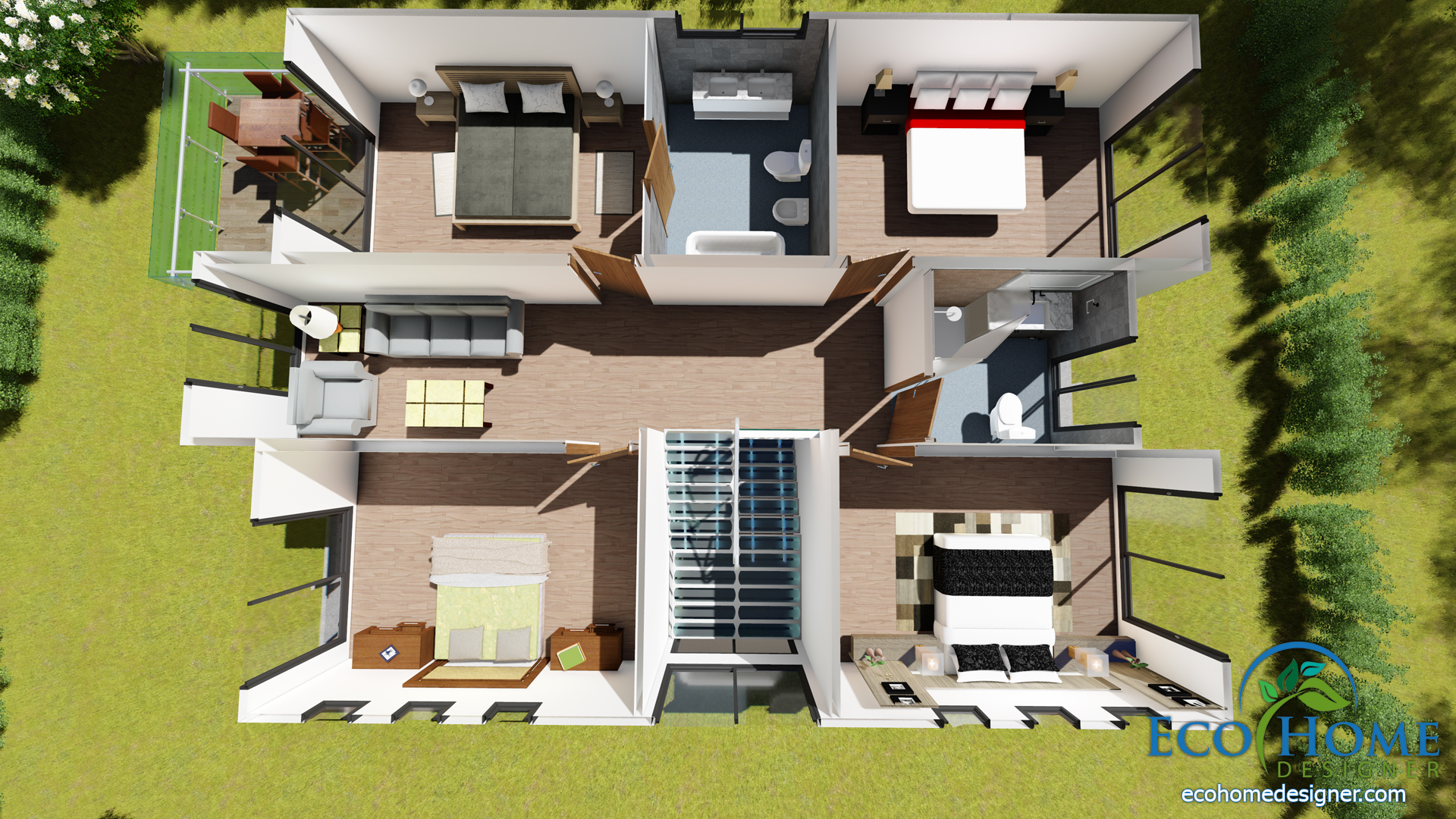 Best Kitchen Gallery: 40 Ft Container House Plans 40ft Container House Plans of 32 X 40 Shipping Container Homes on rachelxblog.com