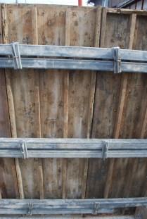 Take down scaffolding