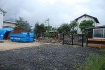 Demolition stage over!