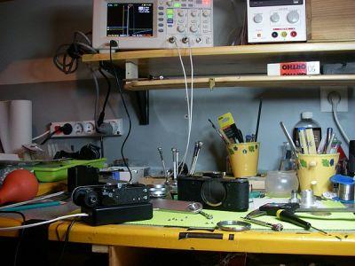Laboratoires Des Formations Électroniques