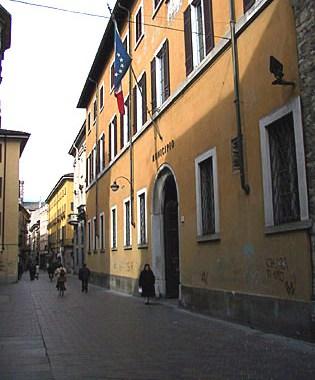 Ex asilo di via Lissi a Como