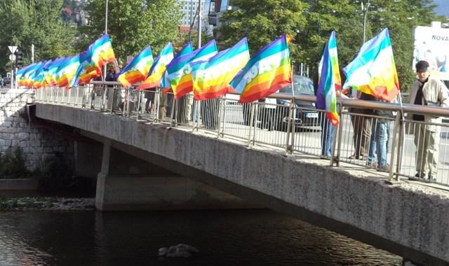 No rogo/ Colazione a Sarajevo