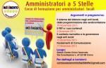 amministratori a 5 stelle 2013