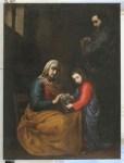Ribera La famiglia della Vergine