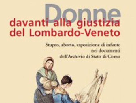 Donne davanti alla giustizia del Lombardo-Veneto