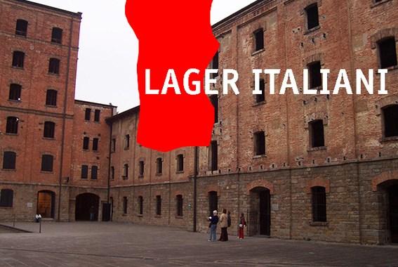 Lager italiani/ incontro con Alessandra Kersevan