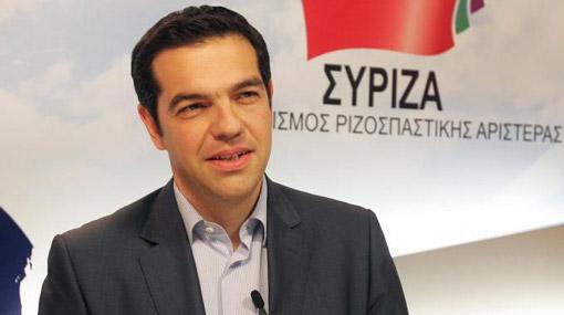 Al lavoro per Tsipras