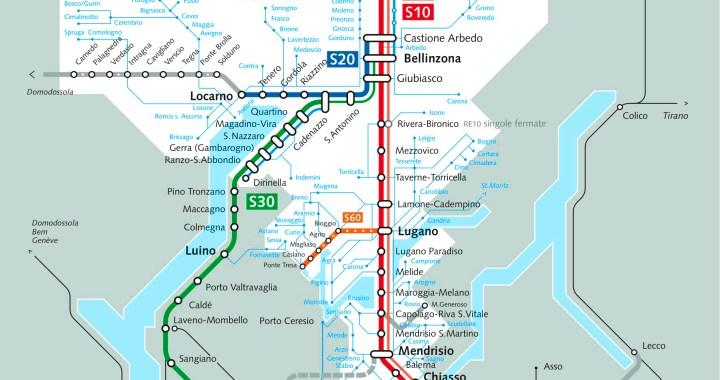 Incontro fra Lombardia e Ticino per le infrastrutture ferroviarie