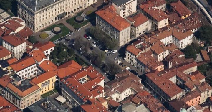 I progetti per piazza Roma e piazza Volta