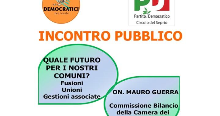 6 marzo/ Quale futuro per i nostri Comuni?