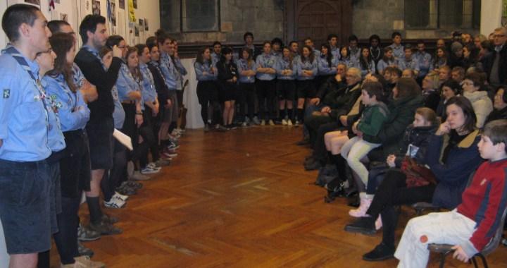 Scout Como 1: inaugurata la mostra per i 70 anni di storia
