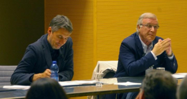 beCOMe/ Fitoussi (in video) Magatti e Bonomi (dal vero) spiegano la crisi