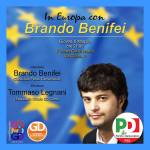 In Europa con Brando Benifei - 8 maggio 2014