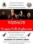 Concerto benefico con i Vizonto - 30 luglio 2014