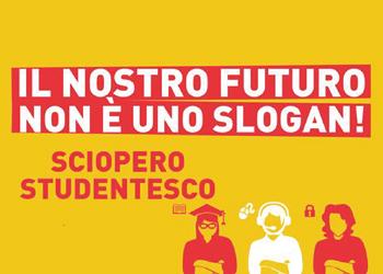 14 novembre/ Sciopero degli studenti
