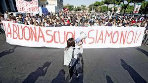 30 gennaio/ Uds in piazza con le proposte alla ministra Fedeli