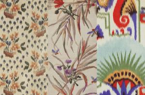 Ikat|Chiné, decorare il tessuto