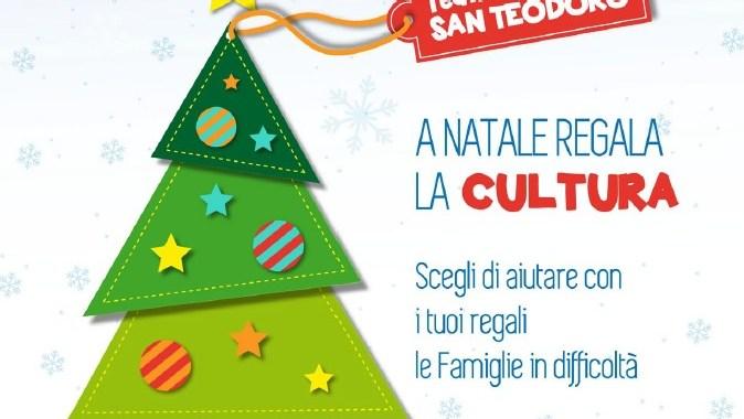 Teatro San Teodoro/ A Natale regala la Cultura
