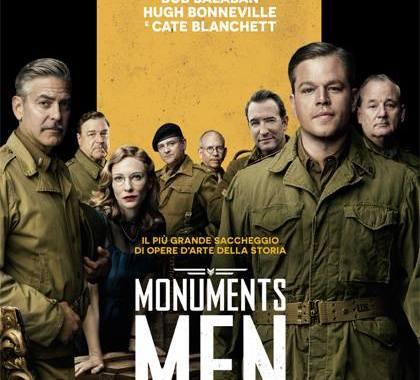 23 gennaio/ Monuments Men