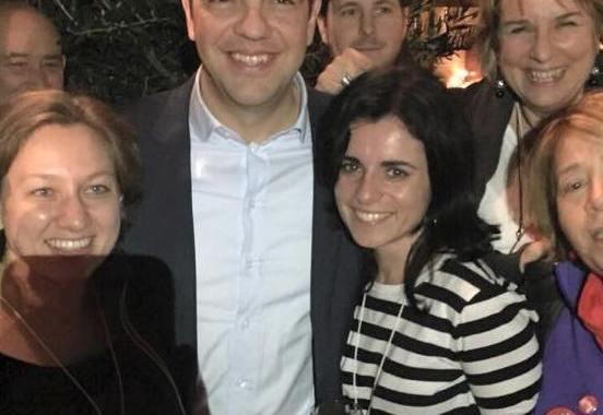 Con Tsipras pronti a brindare