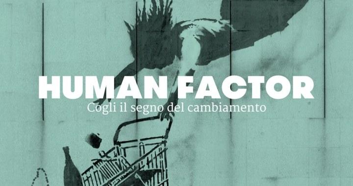 24 gennaio/ Vignarca a Human factor