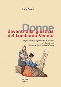 8 marzo/ Donne davanti alla giustizia del Lombardo-Veneto