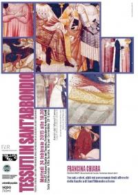 24 febbraio/ Tessuti, colori, abiti, nei personaggi degli affreschi della Basilica di Sant'Abbondio