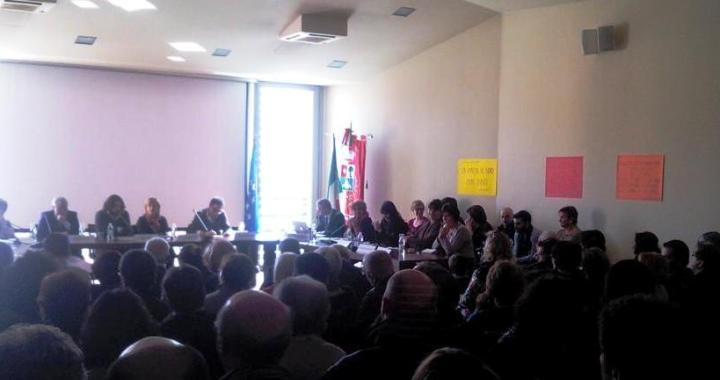 Video/ Il silenzio degli indifferenti con Giulio Cavalli a Cadorago