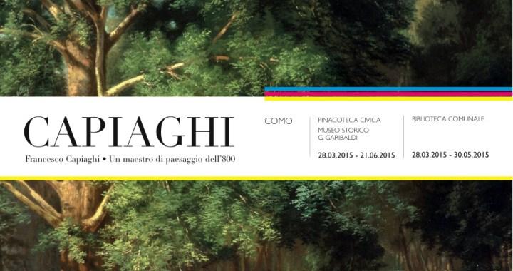 Francesco Capiaghi e l'Ottocento a Como: la mostra