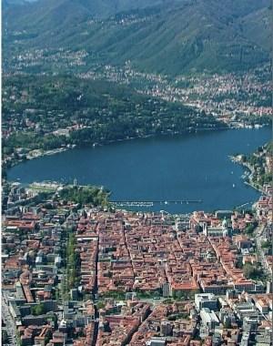 Una nuova mappa turistica di Como