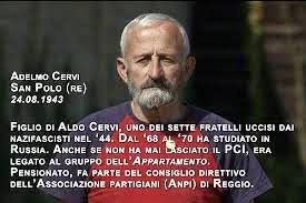 Arcifest/  Venerdì 4 settembre Adelmo Cervi, Filippo Andreani e i Linea